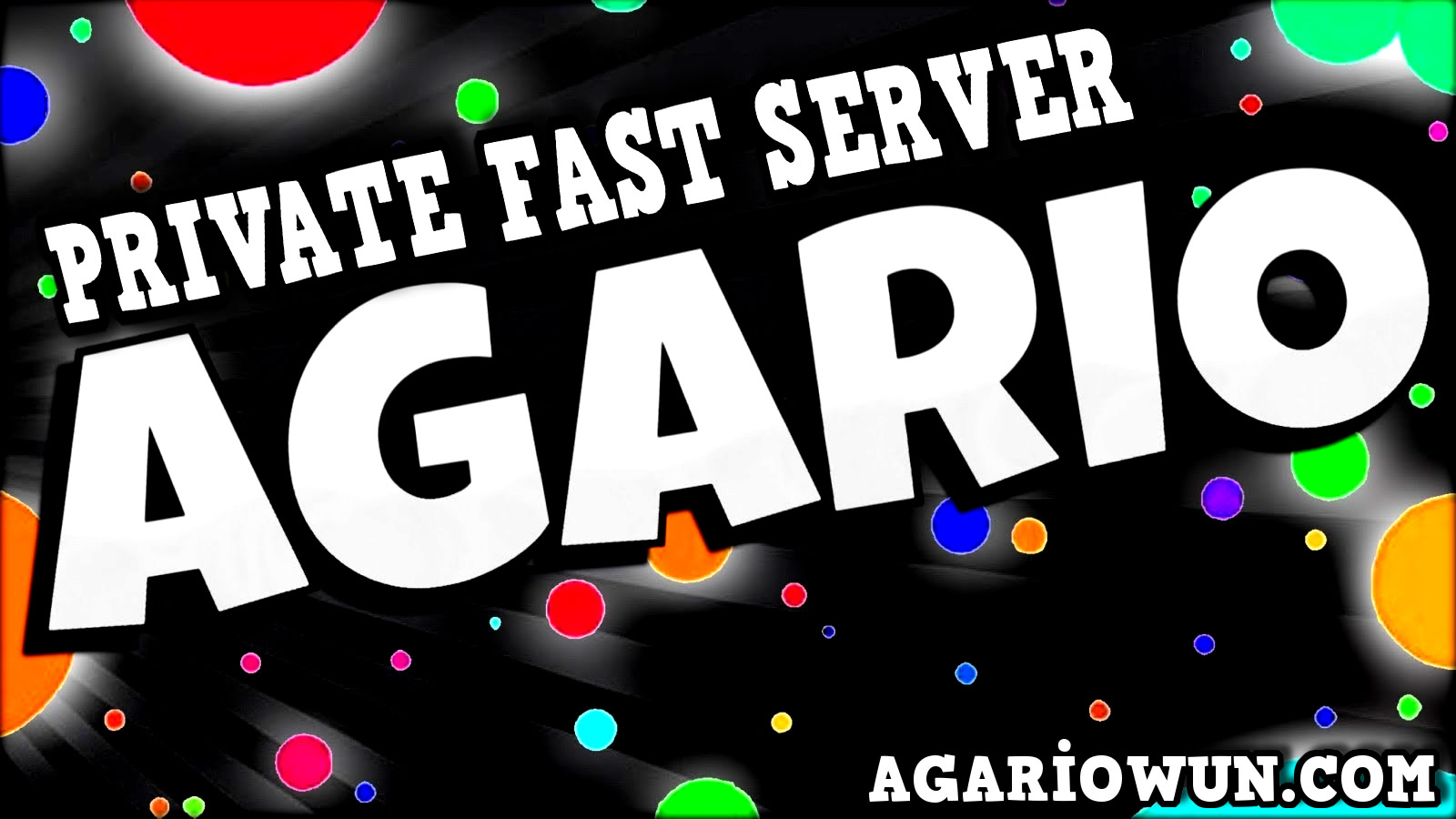Agar.io Private Fast Server! Hız ve Eglence Bir Arada