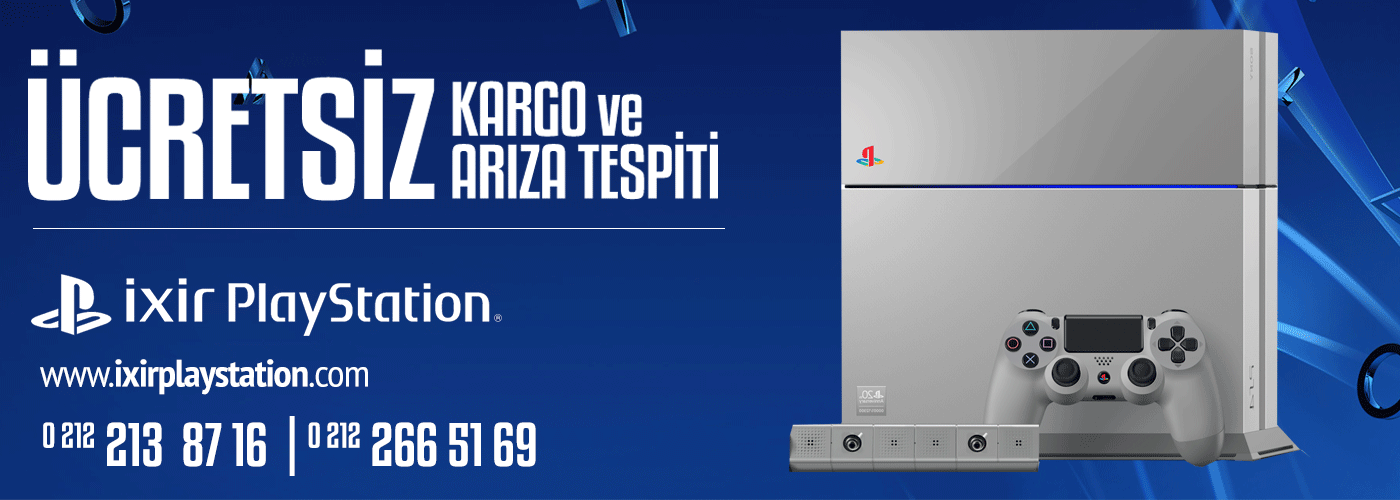 Ps4 Teknik Servis – Playstation 4 Teknik Servis