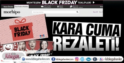Kara Cuma 'Black Friday' rezaleti